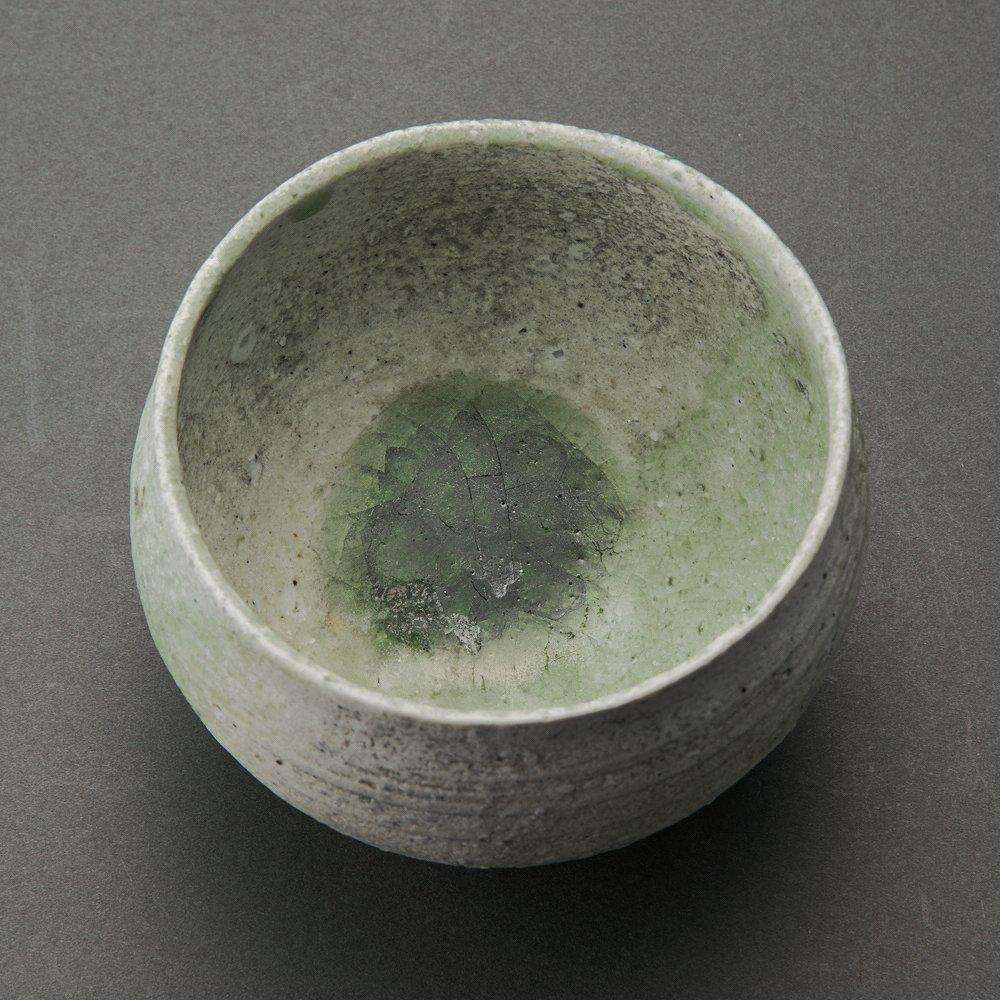 自然釉ワインカップ大(辻村唯)Natural Glaze Wine cup(Yui Tsujimura)