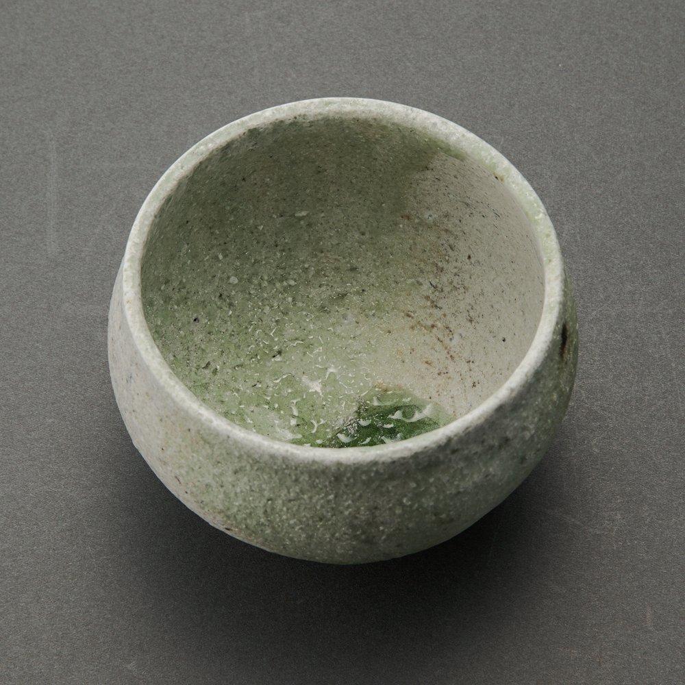 自然釉ワインカップ小(辻村唯)Natural Glaze Wine cup(Yui Tsujimura)