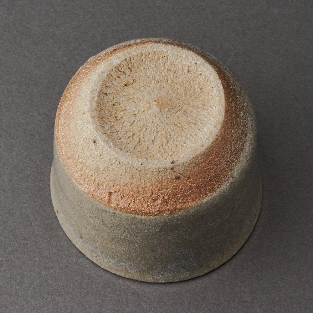 青唐津ぐい呑(竹花正弘)Karatsu Sake Cup(Masahiro Takehana)