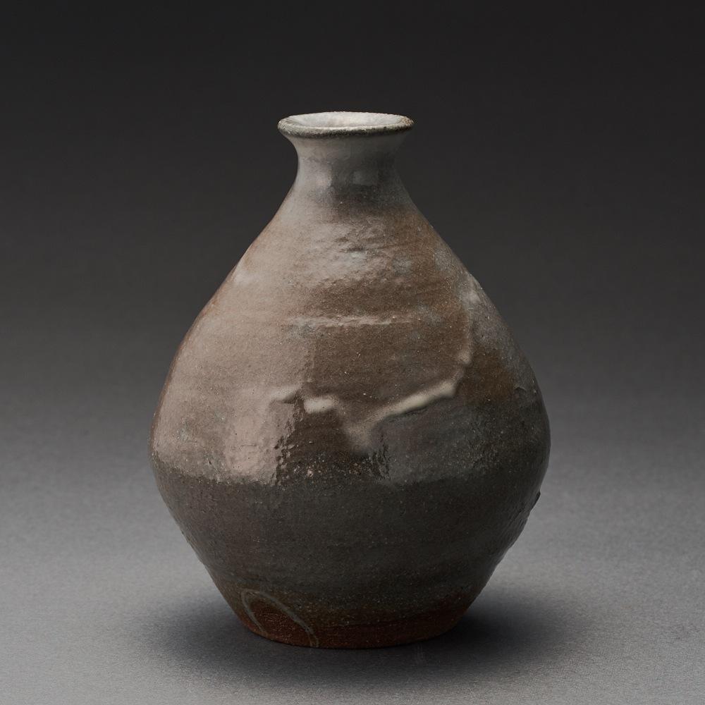 唐津徳利(三藤るい)Karatsu Sake Bottle(Rui Mitou)