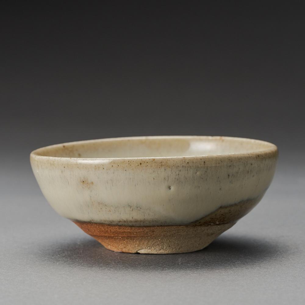 斑唐津ぐい呑(三藤るい)Karatsu Sake Cup(Rui Mitou)