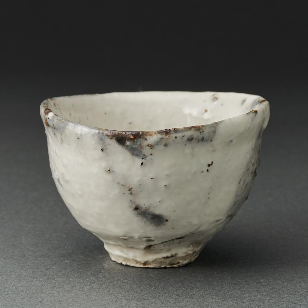 粉吹ぐい呑(辻村史朗)Kohiki Sake Cup(Shiro Tsujimura)