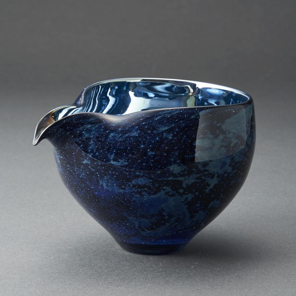 "星雲 片口(黒川大介)Sake Carafe ""Nebula""(Daisuke Kurokawa)"