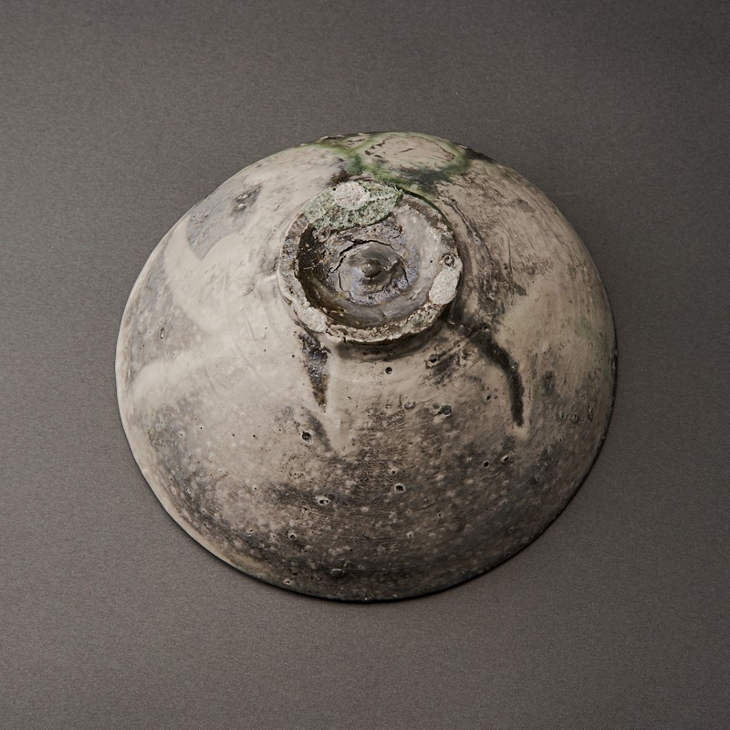 窯変粉吹茶碗(辻村唯)Kohiki Tea Bowl(Yui Tsujimura)
