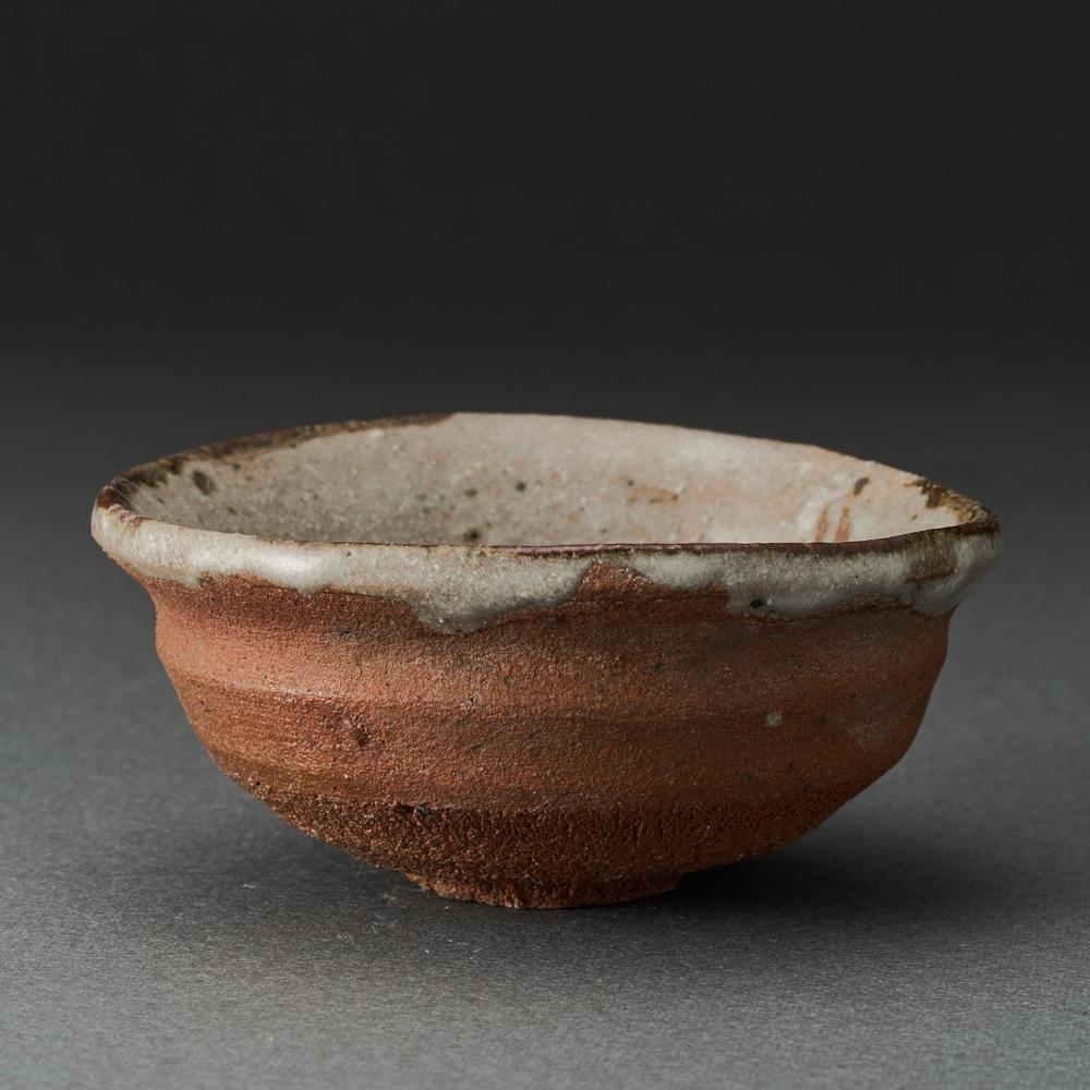唐津ぐい呑(辻村史朗)Karatsu Sake Cup(Shiro Tsujimura)