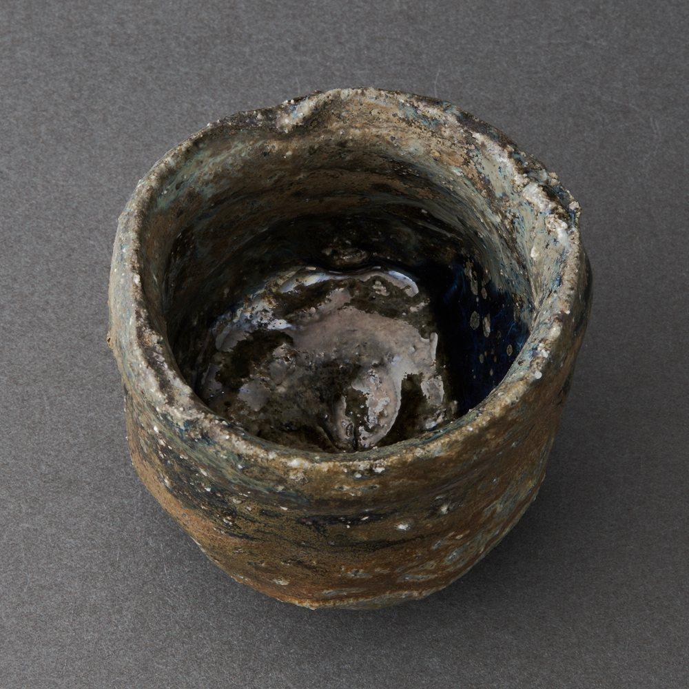 丹波酒呑(今西公彦)Tanba Sake Cup(Masahiko Imanish)