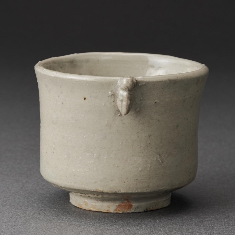 堅手ぐい呑(田中孝太)Semi-Porcelain Sake Cup(Kouta Tanaka)