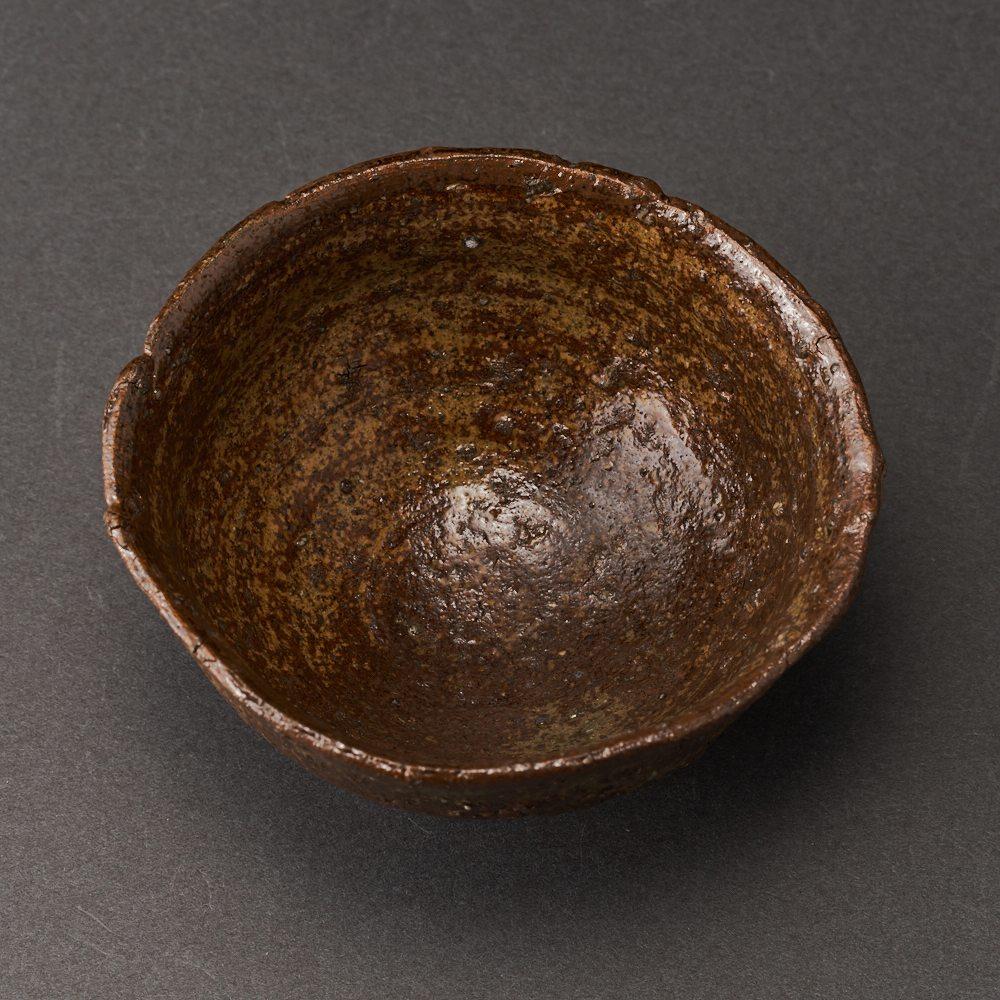 柿乃蔕盃(内村慎太郎)Kakinoheta Sake Cup(Shintaro Uchimura)