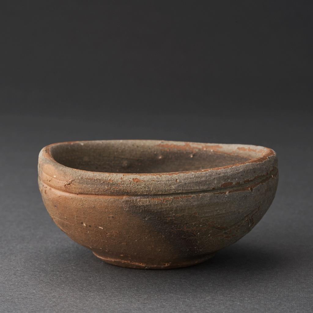 備前盃(伊勢崎競)Bizen Sake Cup(Kyo Isezaki)
