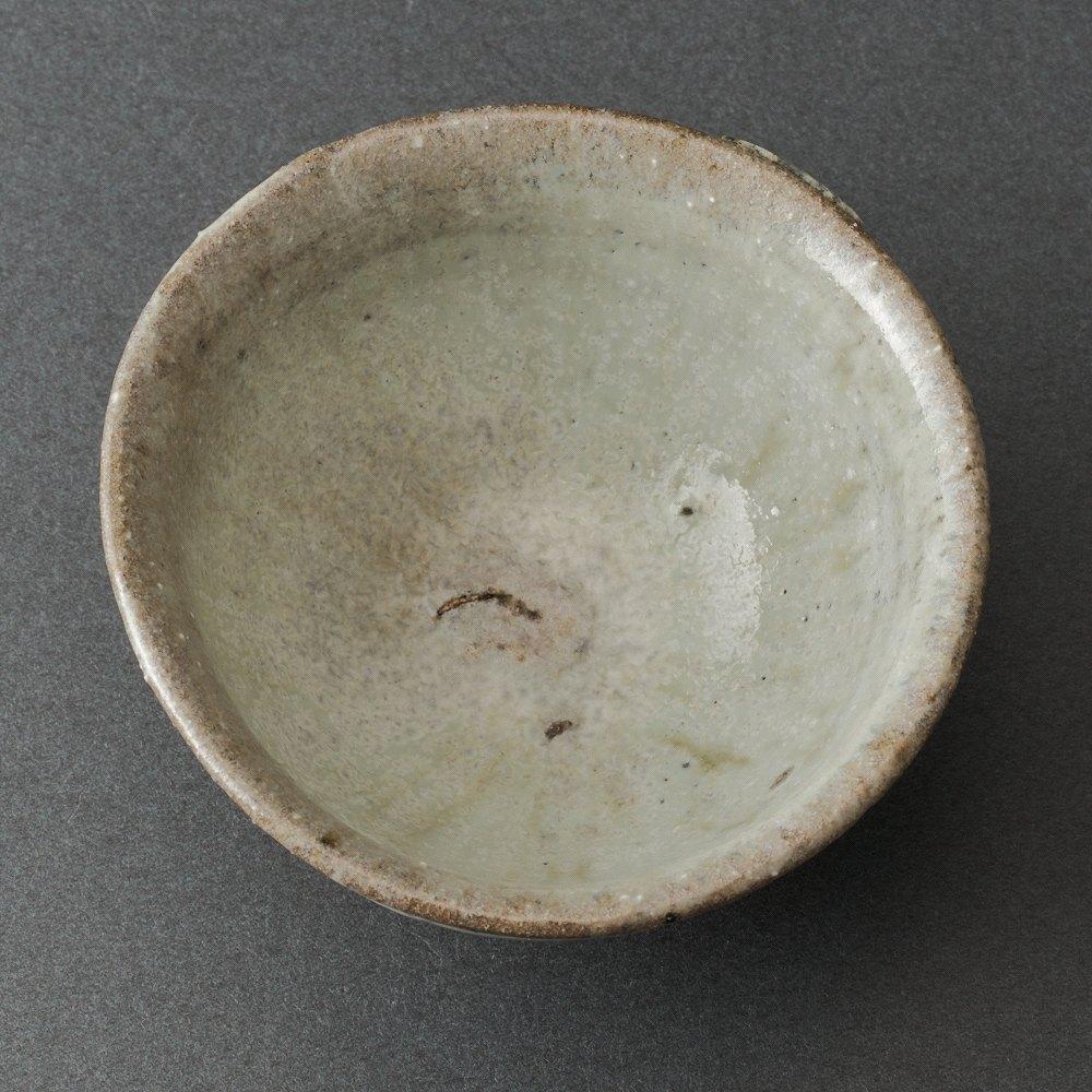 斑唐津ぐい呑(辻村塊)Karatsu Sake Cup(Kai Tsujimura)