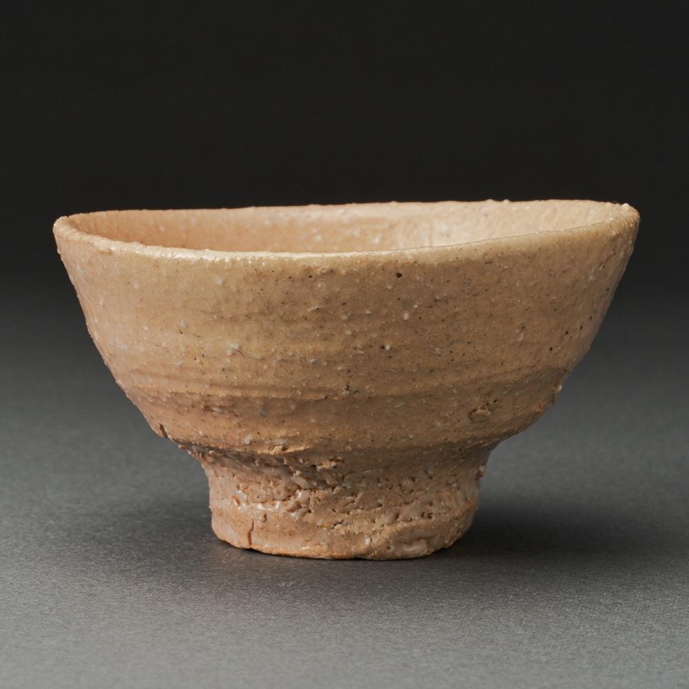井戸ぐい呑(辻村塊)Ido Sake Cup(Kai Tsujimura)