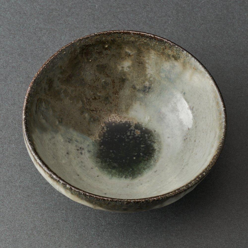 粉引ぐい呑(辻村塊)Kohiki Sake Cup(Kai Tsujimura)