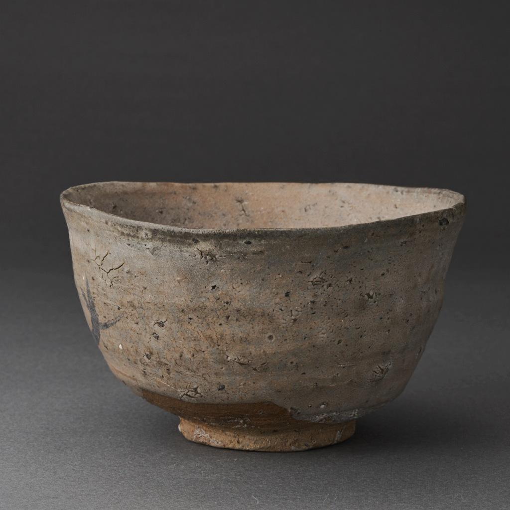 絵唐津茶碗(丸田宗彦)Karatsu Tea Bowl(Munehiko Maruta)