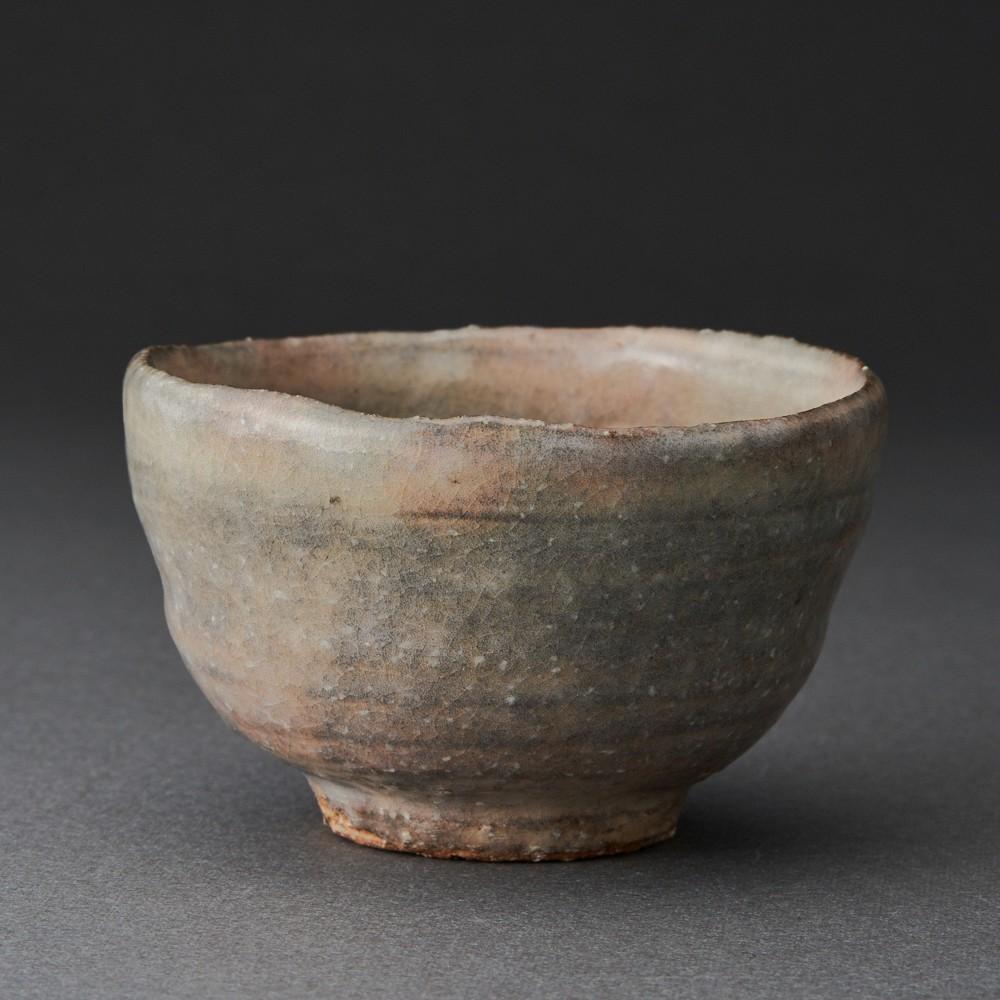 萩酒盃(坂倉新兵衛)Hagi Sake Cup(Shinbe Sakakura)