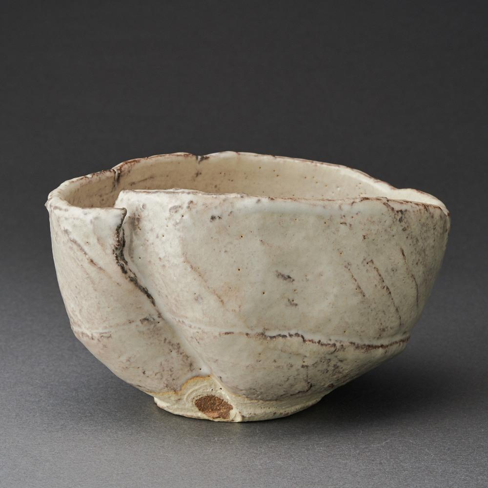 萩茶碗(坂倉新兵衛)Hagi Tea Bowl(Shinbe Sakakura)