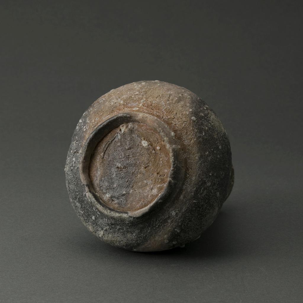 信楽とくり(谷穹)Shigaraki Sake Bottle(Q Tani)
