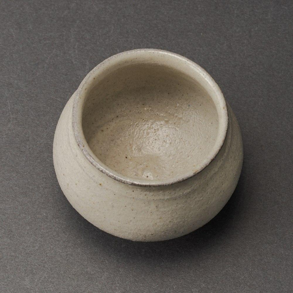 粉引ぐい呑(矢野直人)Kohiki Sake Cup(Naoto Yano)