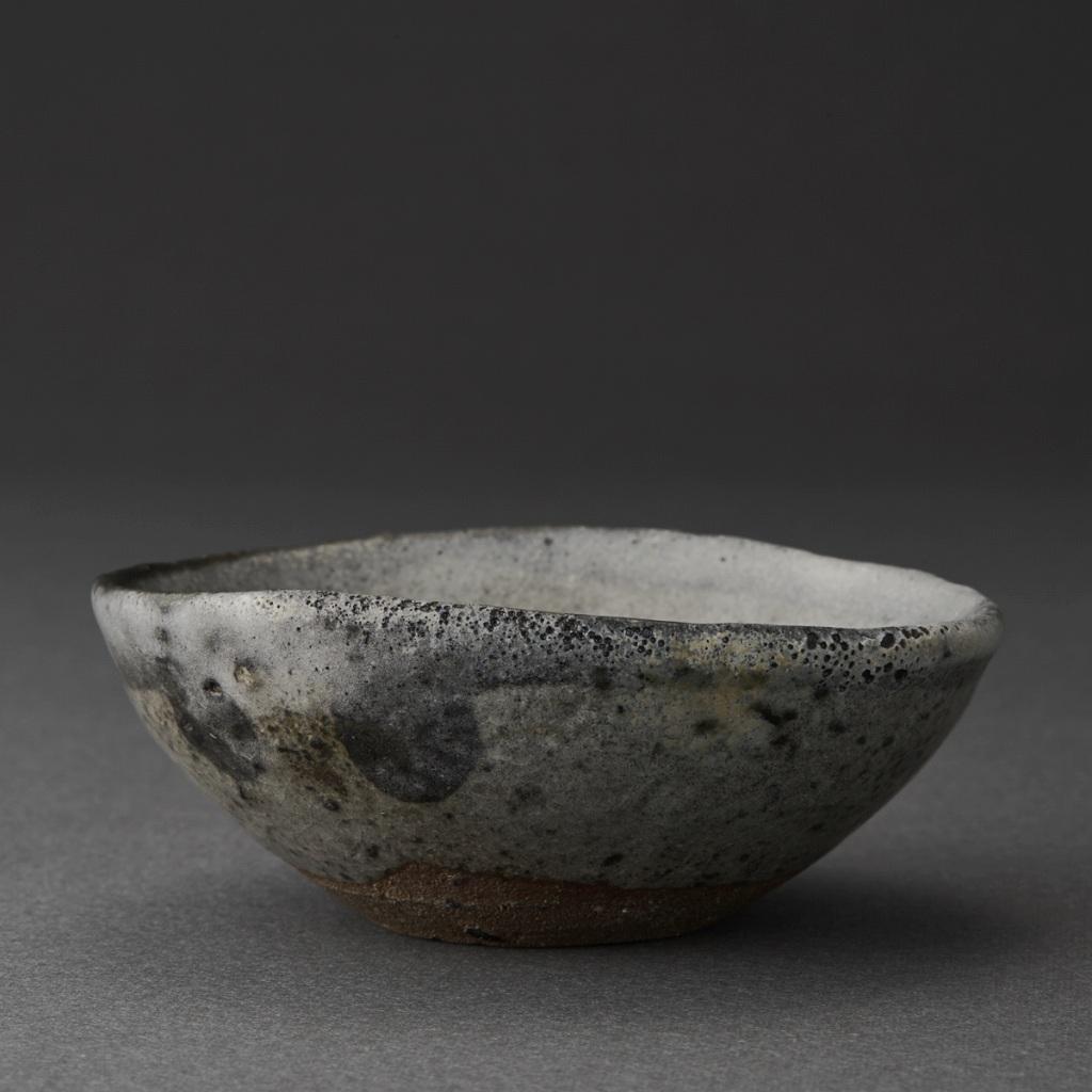 絵唐津ぐい呑(丸田宗彦)Karatsu Sake Cup(Munehiko Maruta)
