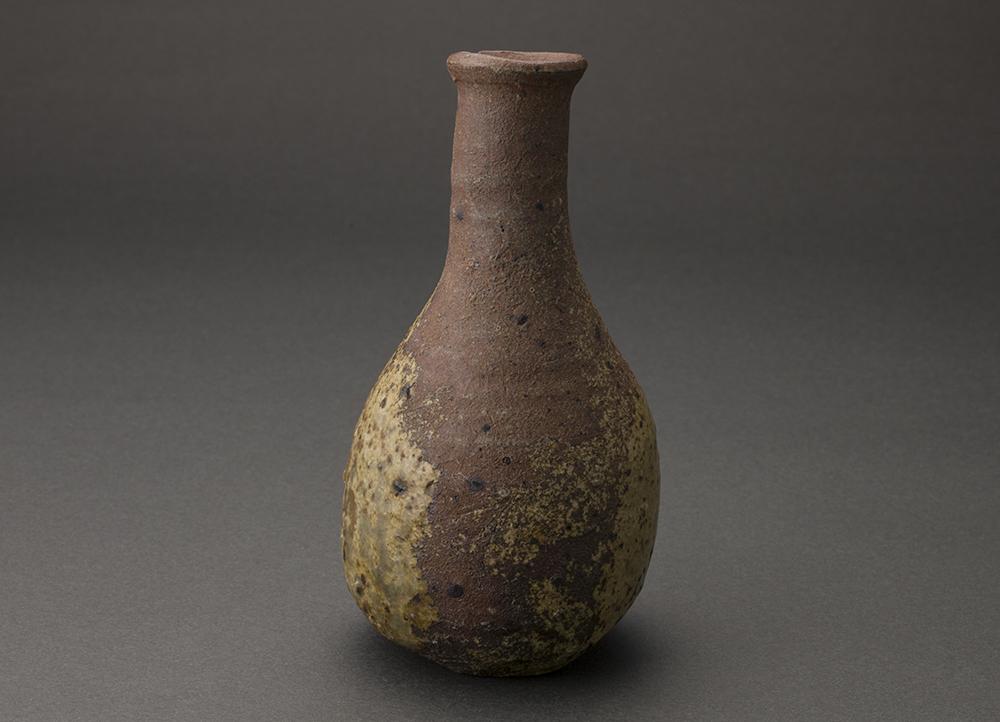 備前徳利(辻村史朗)Bizen Sake Bottle(Shiro Tsujimura)