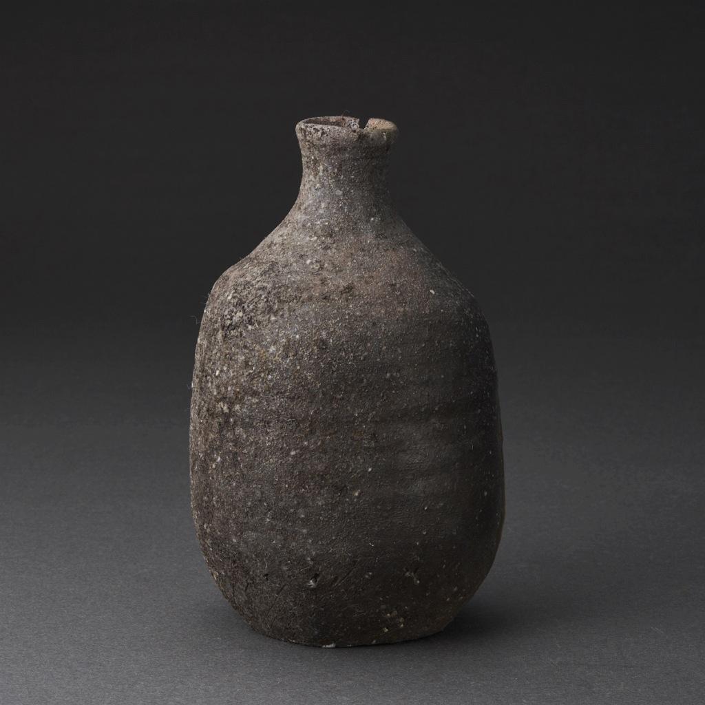 備前徳利(金重まこと)Bizen Sake Bottle(Makoto Kaneshige)