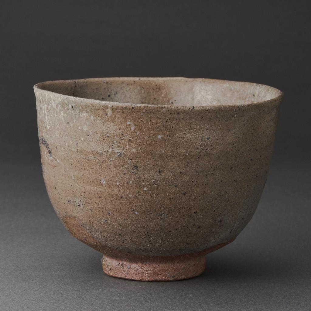 絵唐津茶碗(丸田雄)Karatsu Tea Bowl(Yu Maruta)