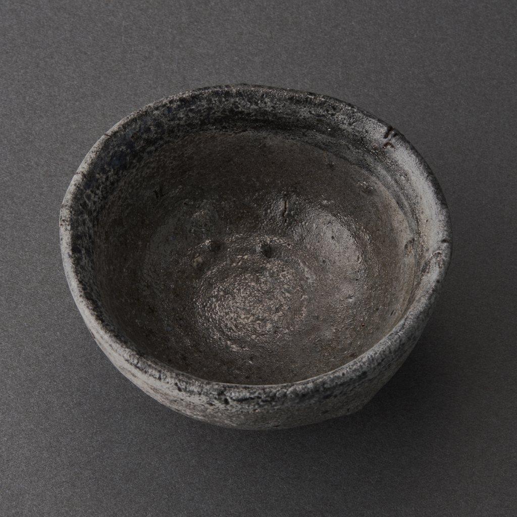 唐津皮鯨ぐい呑(丸田雄)Karatsu Sake Cup(Yu Maruta)