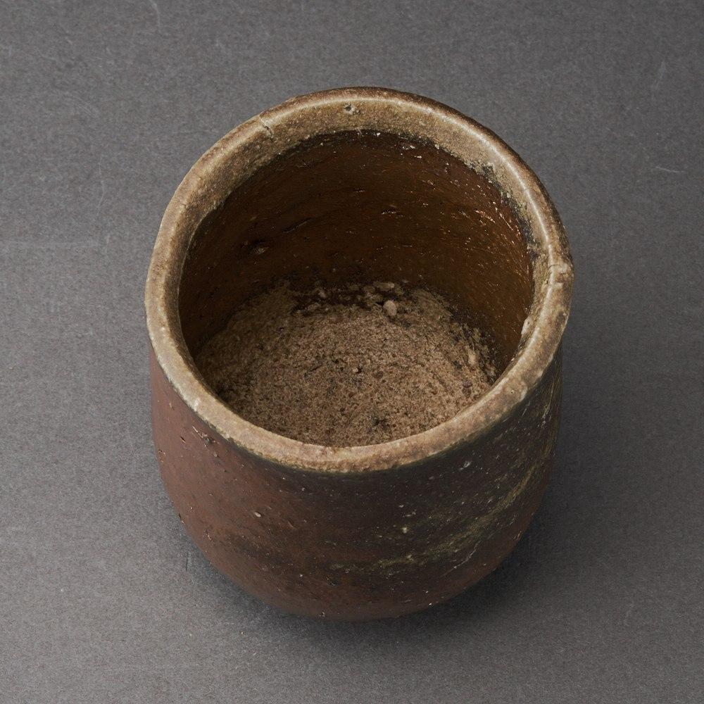 備前湯呑(小出尚永)Bizen Tea Cup(Naoe Koide)