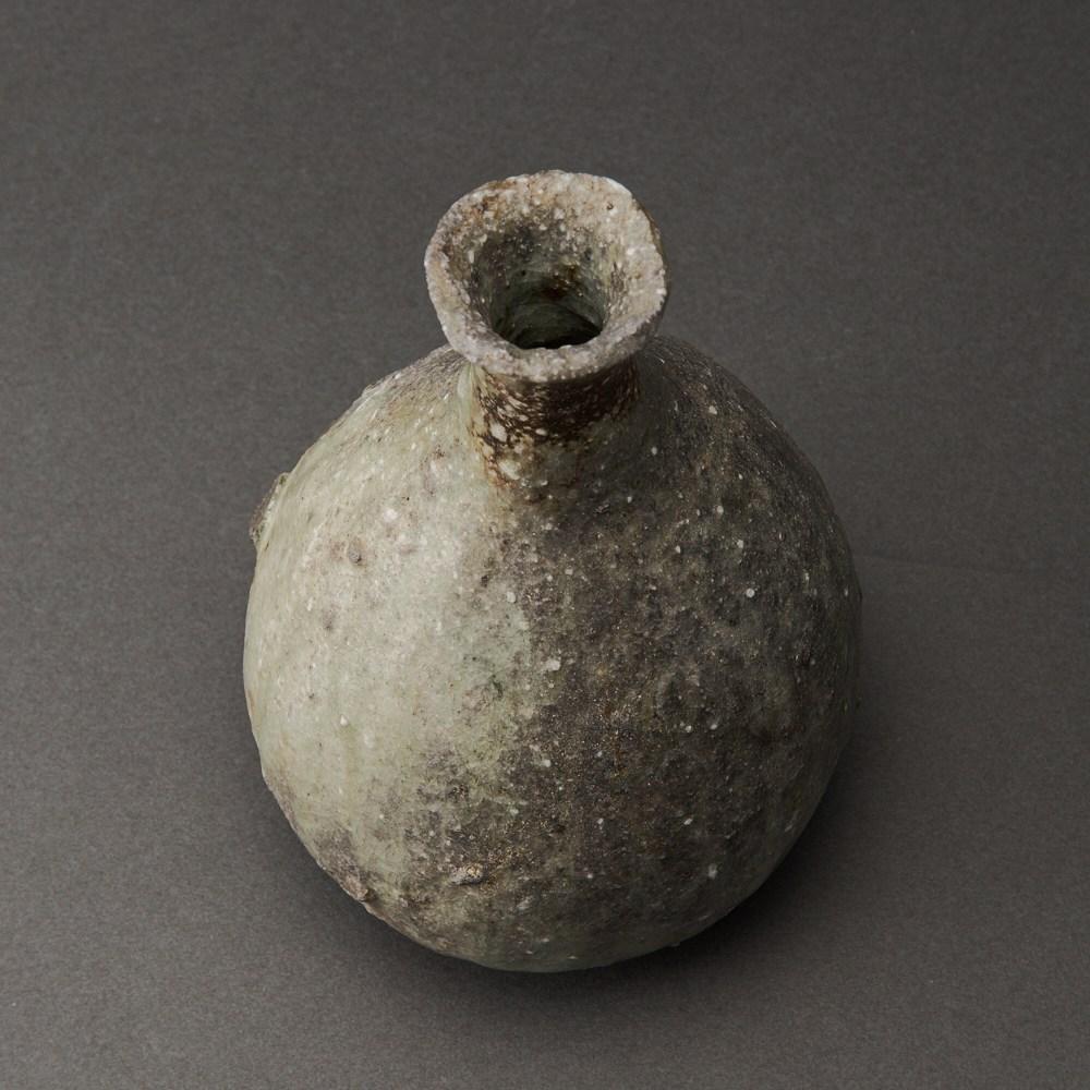 信楽徳利(古谷和也)Shigaraki Sake Bottle(Kazuya Furutani)