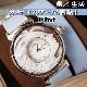 カメオ イタリアーノの腕時計 ブルー革ベルト 専用ケース付き