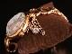 カメオ イタリアーノの腕時計 ピンクゴールドベルト 専用ケース付き