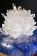 水晶の天然石ランプ