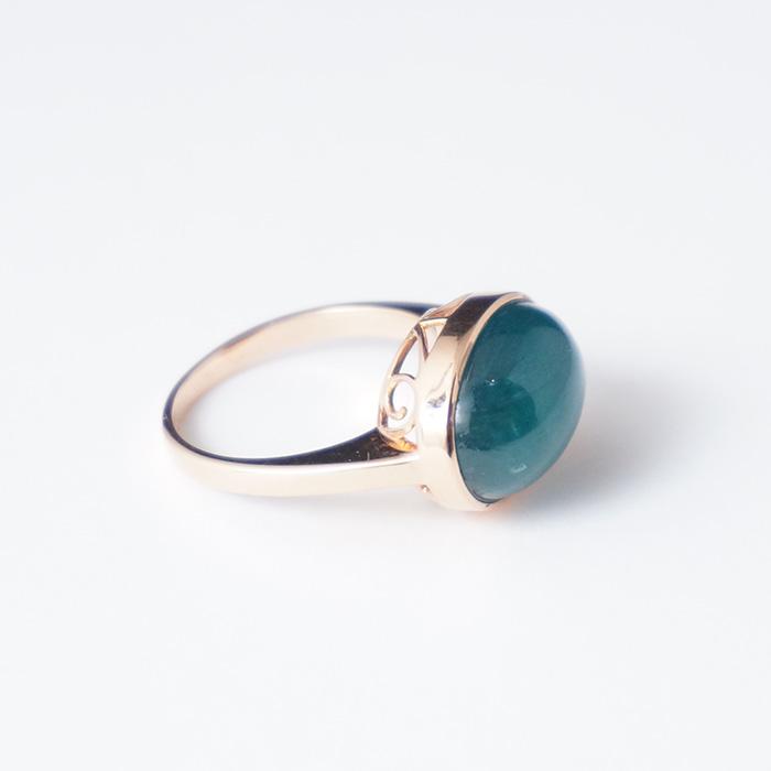 グランディディエライトの指輪