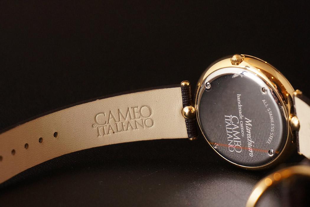 カメオ イタリアーノの腕時計 龍 ケース付き