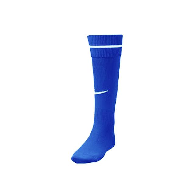 ナイキ NIKE アカデミー ストライプ フットボール ソックス 883335-403 サッカー ストッキング ハイソックス メンズ 25-27cm 27-29cm 青 ブルー
