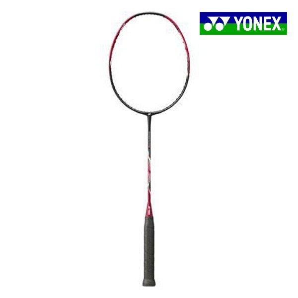 ヨネックス YONEX バドミントン ラケット ナノフレア 700 NF700-001 レッド 赤