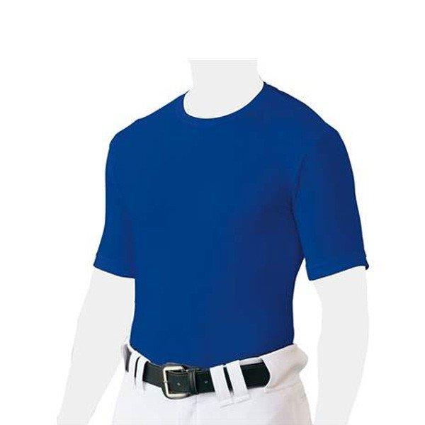 ゼット ZETT ライトフィットクルーネック SS BO1810 野球 ベースボール アンダーシャツ 半袖Tシャツ Tシャツ 練習 トレーニングウェア