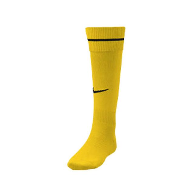 ナイキ NIKE アカデミー ストライプ フットボール ソックス 883335-701 サッカー ストッキング ハイソックス メンズ 25-27cm 27-29cm 黄色