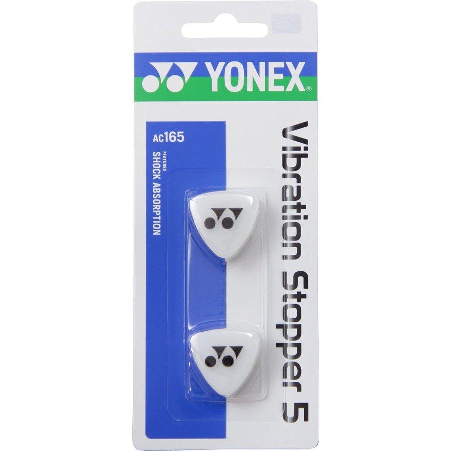 ヨネックス YONEX バイブレーションストッパー5(2個入) AC165 201 クリアー