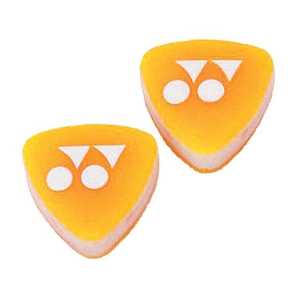 ヨネックス YONEX バイブレーションストッパー5(2個入) AC165 222 ライトオレンジ
