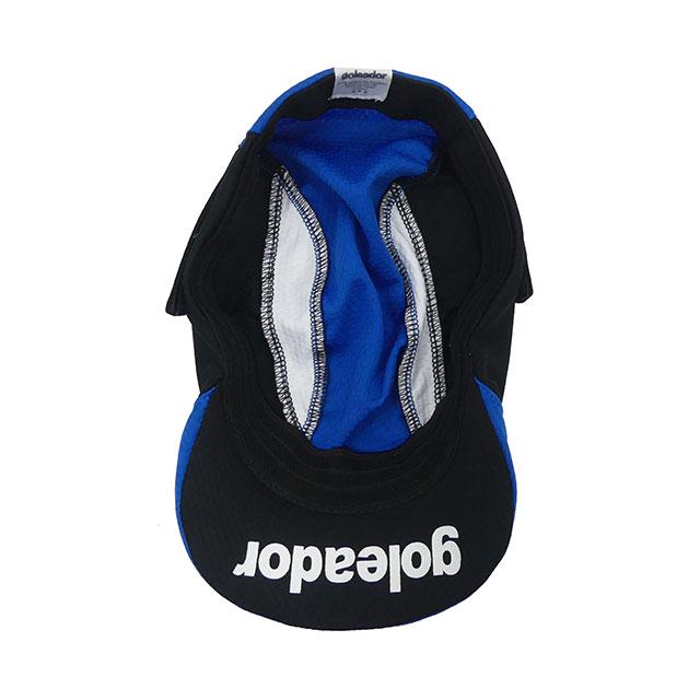 【ジュニア】 ゴレアドール goleador トライアル キャップ A054 帽子 熱中症対策 ヘディングできる帽子 子供用