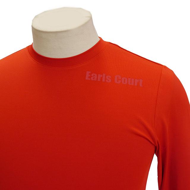 アールズコート Earls Court クルーネック インナーシャツ 長袖 EC-03-2 アンダーシャツ 着圧 メンズ