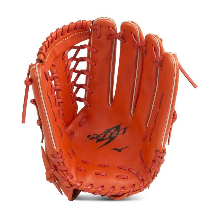 2019年春夏NEWモデル ミズノ mizuno 軟式用 セレクトナイン 外野手向け サイズ14 1AJGR20807 軟式野球 グローブ