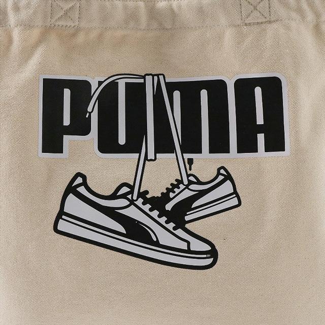 プーマ PUMA キャンバス トート III 078478 トートバッグ 4L 手提げかばん 通勤 通学 内側ポケット付き