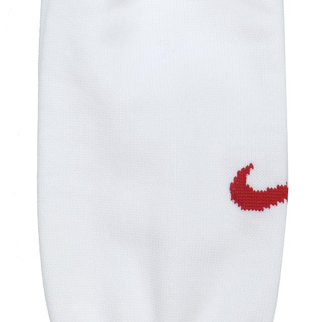【ジュニア】 ナイキ NIKE アカデミー ストライプ フットボール ソックス 883335-122 サッカー ストッキング ハイソックス 女性用 子供用 白 ホワイト