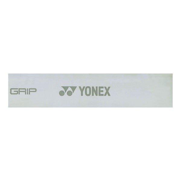ヨネックス YONEX スーパーレザーカスタムシングリップ(テニス用) AC127 010 グレー
