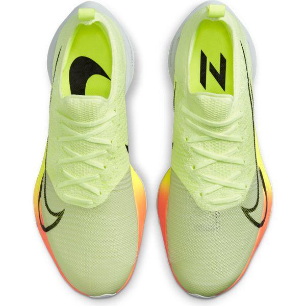 NIKE ナイキ ランニングシューズ メンズ テンポネクスト%フライニット CI9923-700 マラソン ジョギング ランシュー イエロー