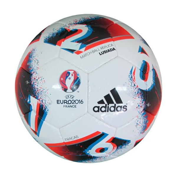 サッカーボール 5号球 アディダス EURO2016 フラカス ルシアーダ AF5172 LU adidas