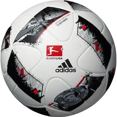 サッカーボール 5号 アディダス adidas ブンデスリーガ 16-17 試合球 AF5510-DFL 芝用