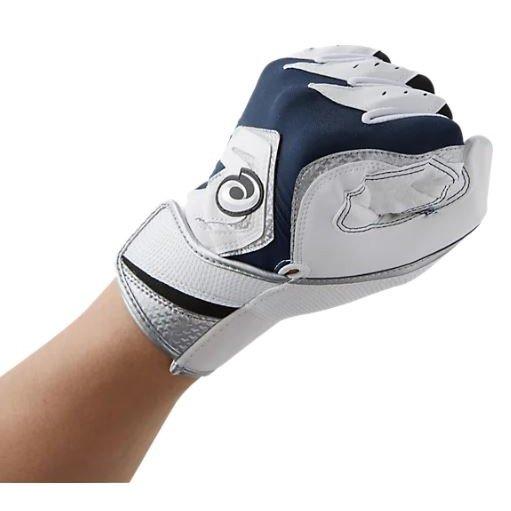 アシックス asics 一般 野球 NEOREVIVE バッティング用手袋 3121A249-1 バッティンググラブ