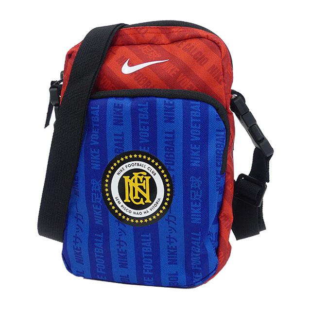 ナイキ NIKE F.C. ショルダーバッグ CN6947-657 スポーツ観戦 セカンドバッグ ミニショルダー